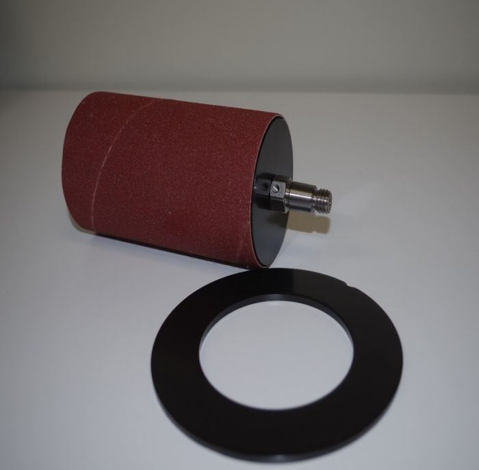 """3"""" Spindle and Table Insert for Model 6905.001 Bench Top 1/2 HP Spindle Sander"""