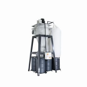 NT 2ST-15XL-1534 Dust Collector