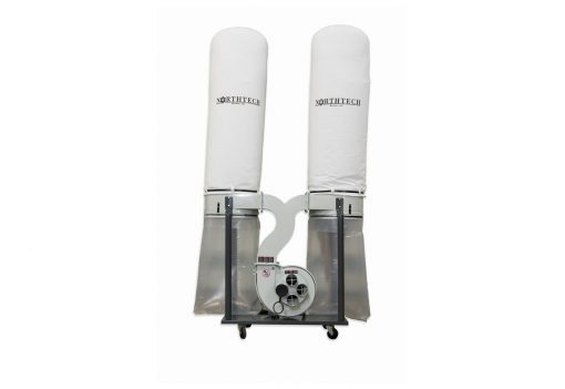 Northtech NT-DC30-332 3 HP Dust Collector 230V